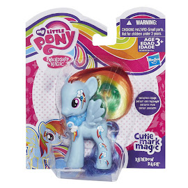 My Little Pony Cutie Mark Magic Single Rainbow Dash Brushable Pony