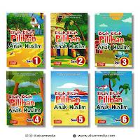 Buku Kisah-kisah Pilihan Untuk Anak Muslim Jilid 1-6