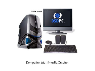 Tips Merakit Komputer multimedia