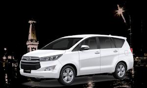 Sewa Mobil Toyota Grand New Innova Jogja