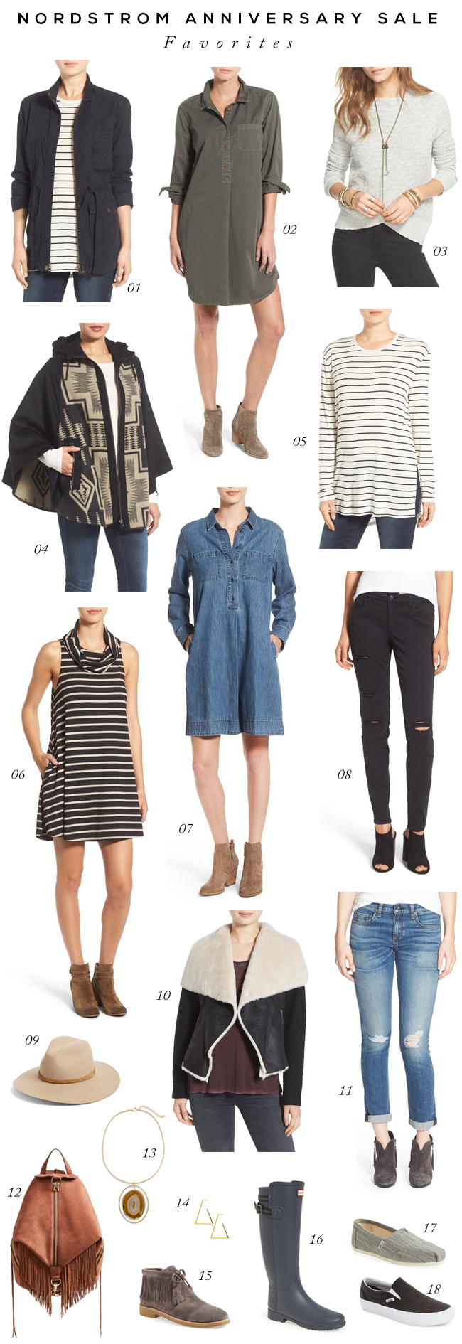 Top Picks from Nordstrom's Huge Anniversary Sale