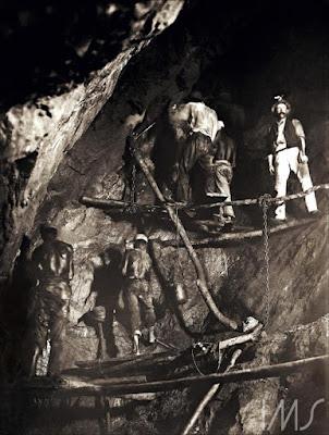 mina de ouro mg