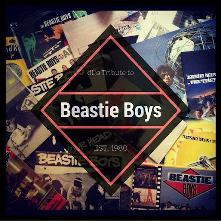 3 MC's and Some DJ A Tribute to The Beastie Boys | MCA Day Mixtape