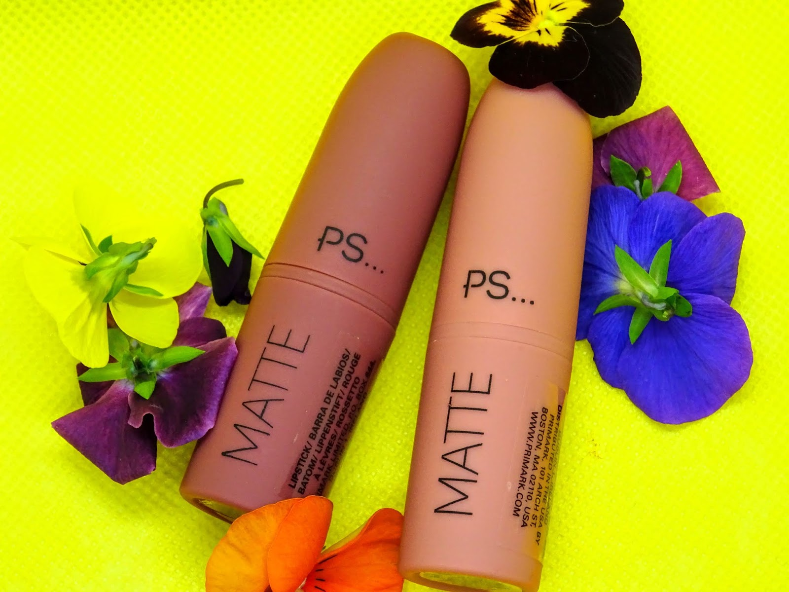08fdaf510ba3 centre>Beauty // Review: Primark Beauty Lipsticks Review</centre ...