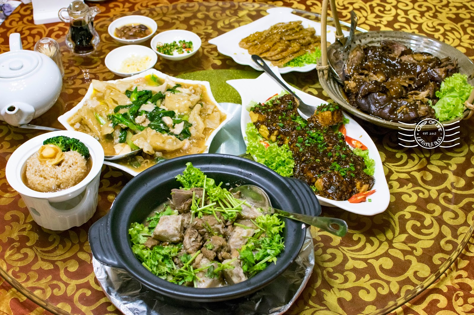 Imperial Chinese Cuisine 御宝轩 @ Lot33, Prangin Mall, Georgetown, Penang