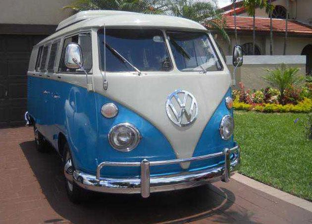 1967 vw westfalia camper for autos weblog. Black Bedroom Furniture Sets. Home Design Ideas