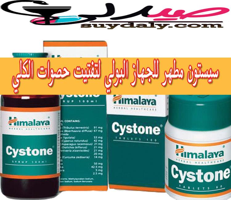 سيستون أقراص وشراب Cystone لعلاج حصوات الكلي والمسالك البولية والوقاية منها مطهر ومضاد للالتهاب الجرعة ودواعي الاستعمال والسعر في 2020