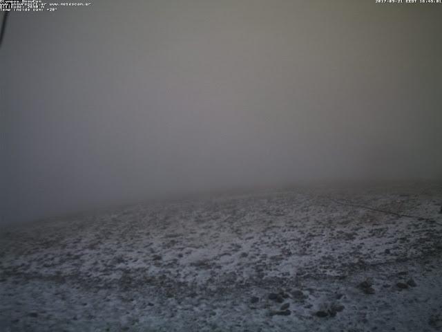 Έπεσαν τα πρώτα χιόνια σε Όλυμπο και Καϊμάκτσαλαν (βίντεο)