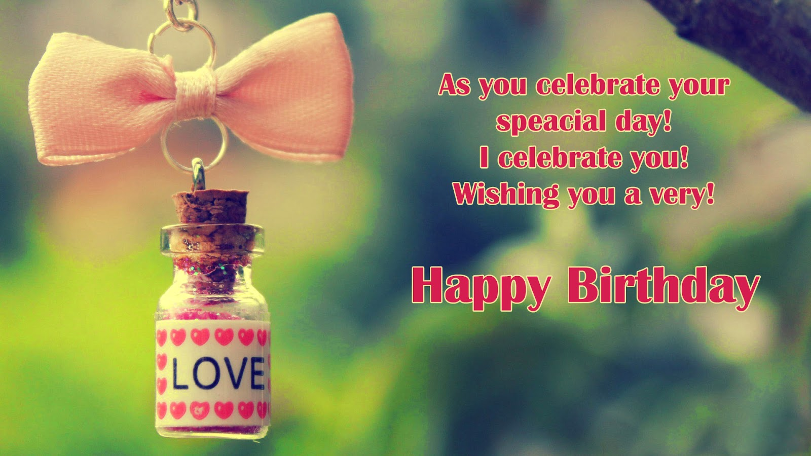 Birthday Wishes And Greetings