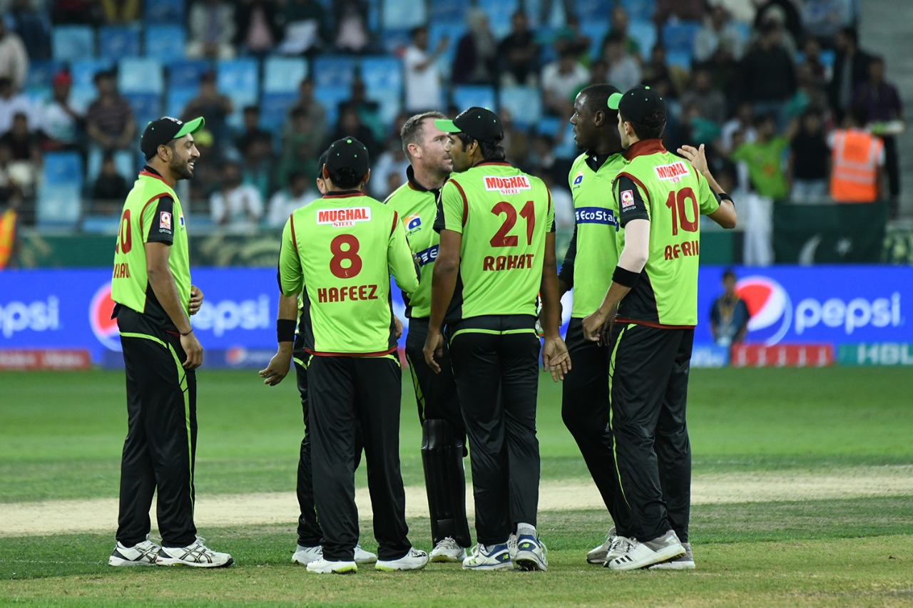 PSL: Lahore Qalandars Fined For Slow Over-Rate