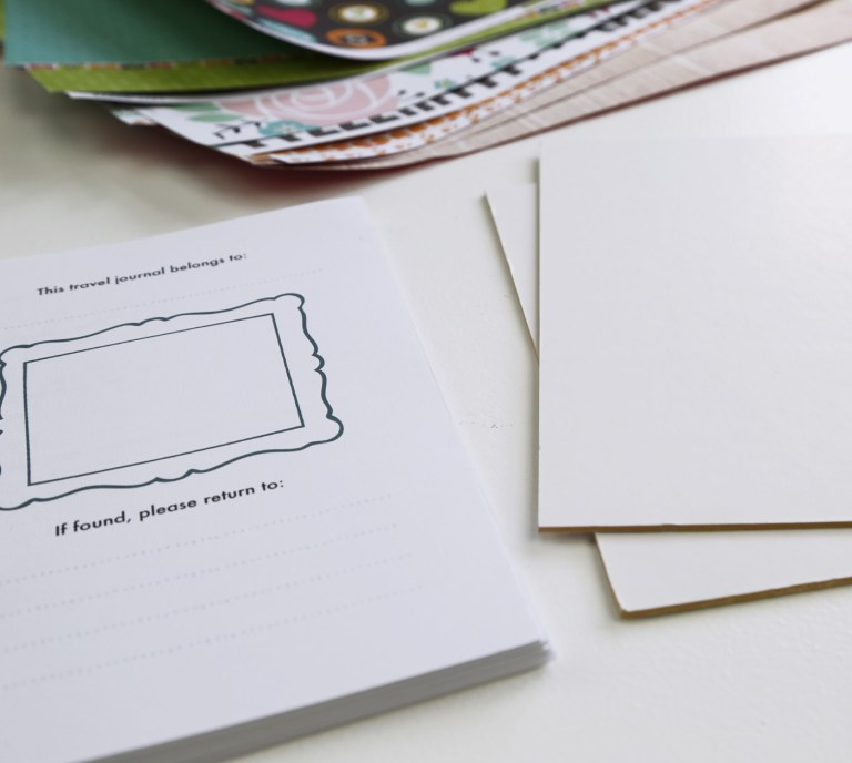 how to make a journal for kids
