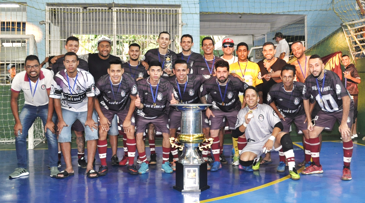 Será Que É Bom Futsal de Osasco é campeão da Copa Manoel Tobias 2018