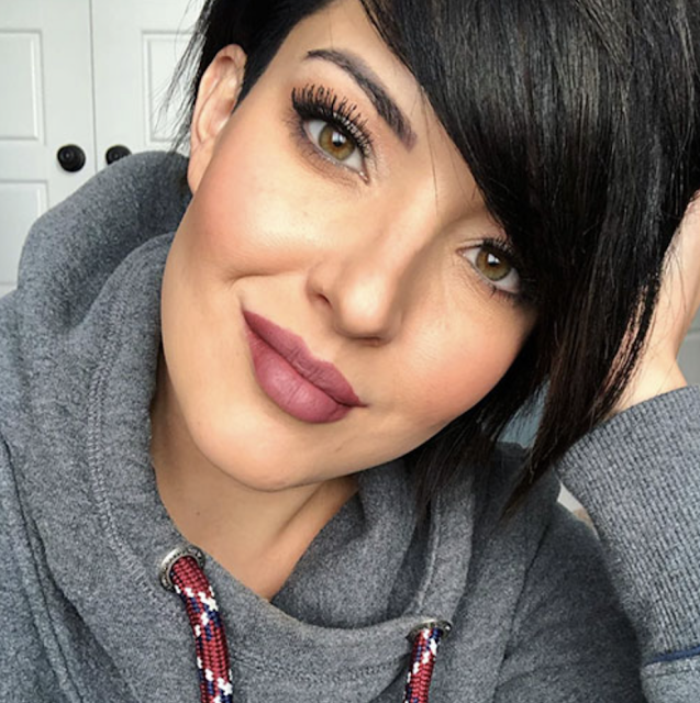 pixie haircut with bangs for round faces
