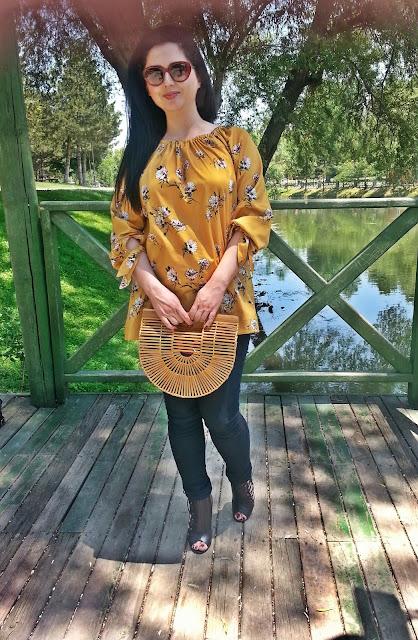 bamboo bag, vintage çanta
