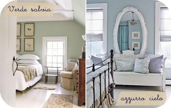 Bedroom ideas the apple market - Camera da letto verde ...