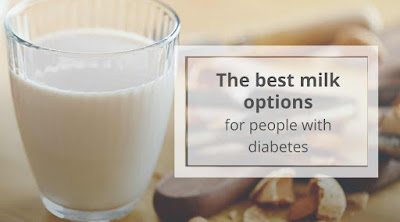 best diabetic milk