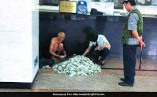 Lakhapathy beggars of China who earn millions