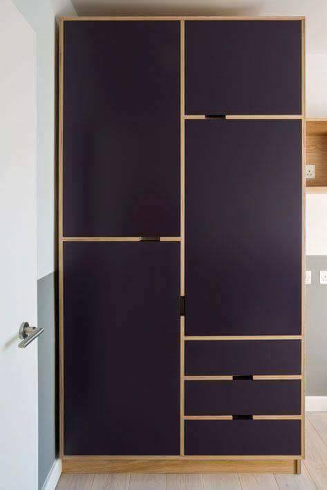 Eye Catching Contemporary Bedroom Cupboard Designs Decor Units