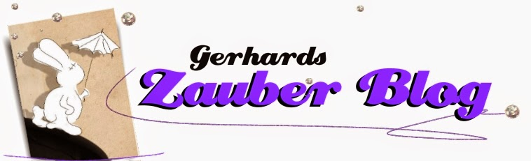 Gerhards Zauber Blog