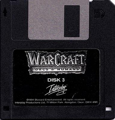 Warcraft Orcs & Humans Disco 3