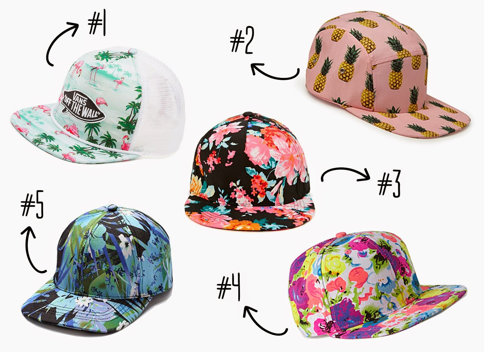 9340043305f65 WRECKLESS  5 PANEL HATS