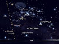 Hujan Meteor Orionid 20-22 Oktober 2017