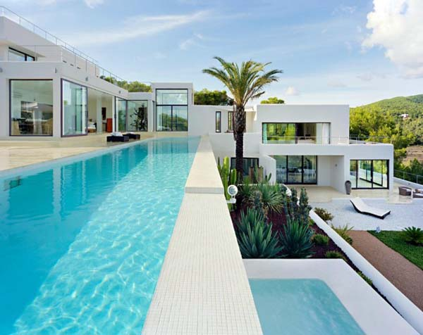 Spanish House Architecture Design-Ibiza Dream Residence picture