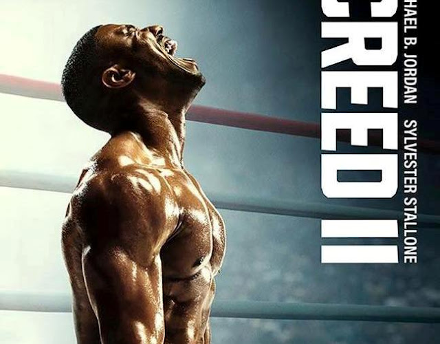 MAIS TEASERS E POSTERES -- TRAILER NOVO DE CREED E MAIS