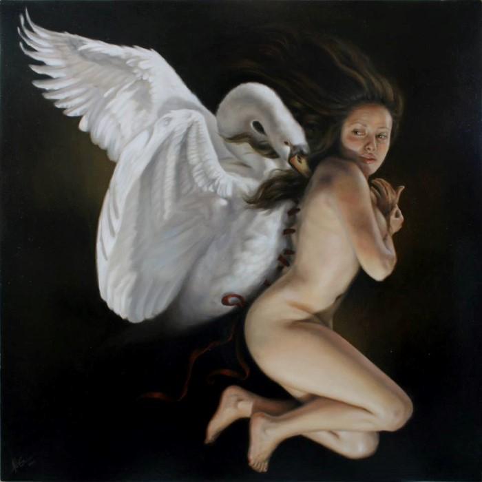 Мрачный сюрреализм. Jose Luis Lopez Galvan