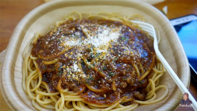 spaghetti di Lawson 399 Yen