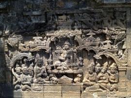 Relief Candi Borobudur 8
