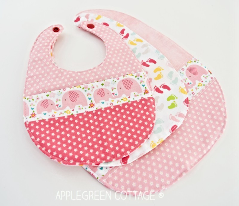 image about Baby Bib Patterns Printable named Youngster Bib Practice - The Least complicated Absolutely free Youngster Bib Routine within just 3 Measurements