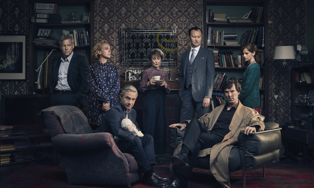 Sherlock 4x03 The Final Problem