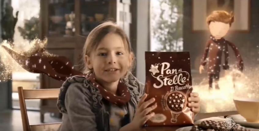 Canzone Pan di Stelle pubblicità l'amico dei sogni - Musica spot Novembre 2016