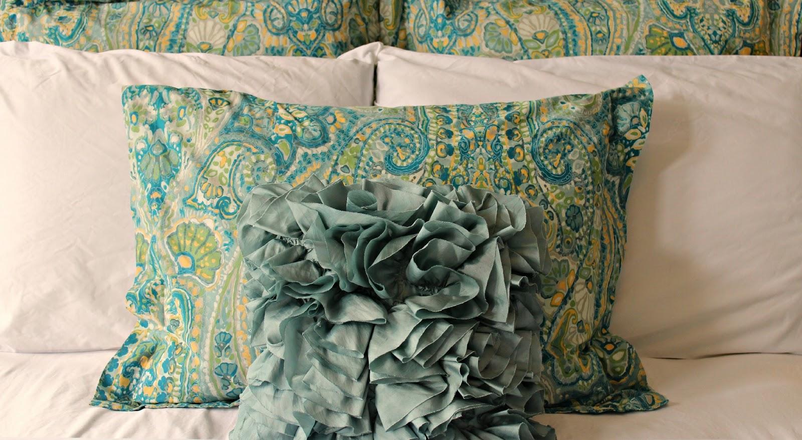 Carolina On My Mind Master Bedroom Rosalie Paisley Bedding