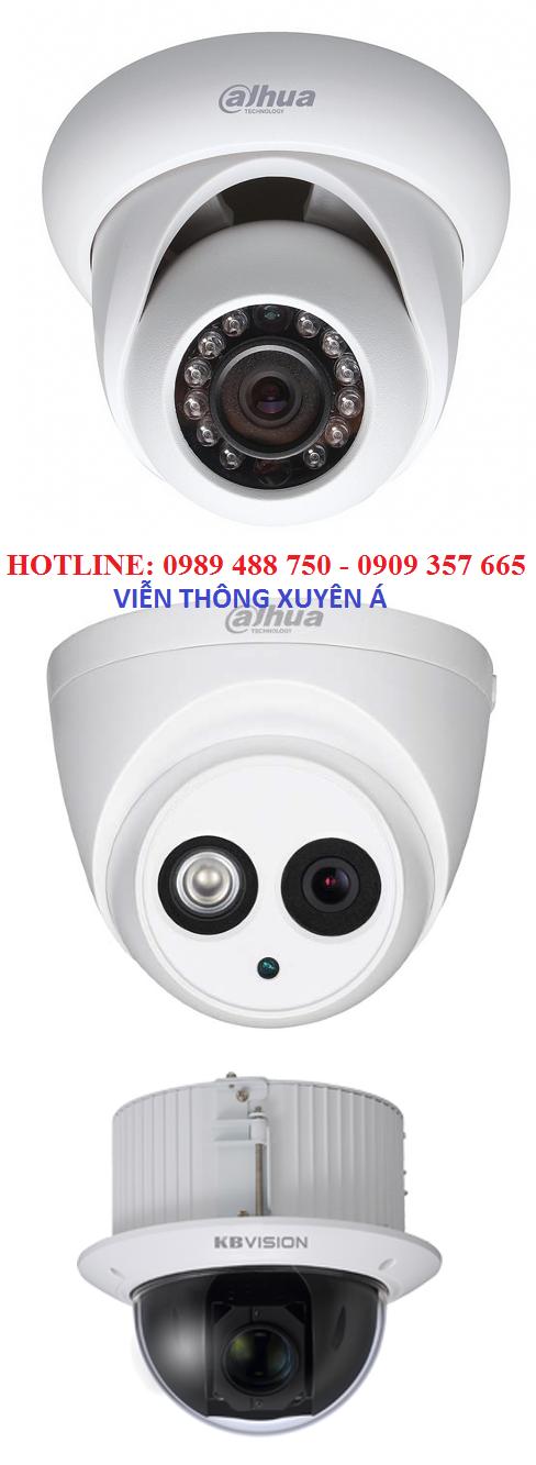 Viễn Thông Xuyên Á lắp đặt camera quan sát khuyến mãi cực lớn. HAC-HDW1000RP
