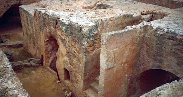 Paphos tomb probably belonged to Ptolemy prince