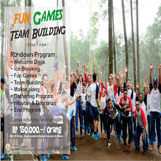 PAKET OUTBOUND GAMES TEAM BUILDING JOGJA