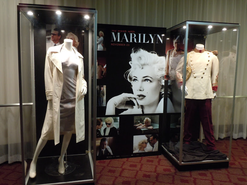 Original My Week with Marilyn movie costumes