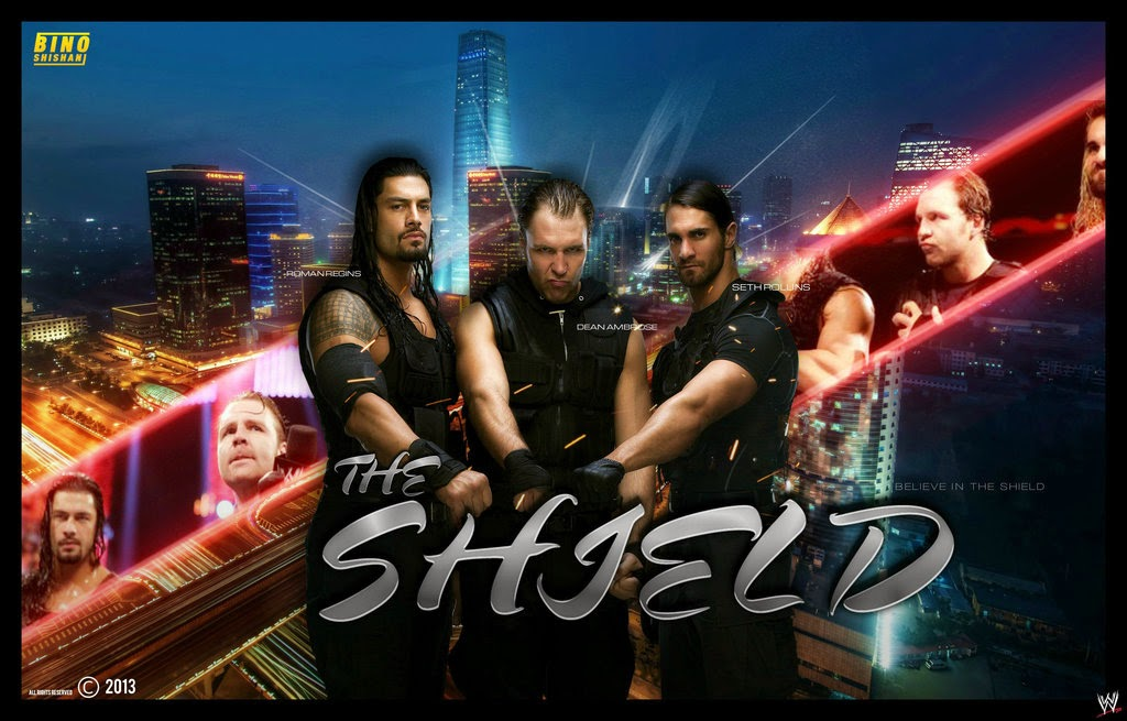 The Sheild HD Wallpapers