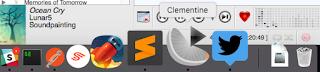 Clementine is still my favorite music player.