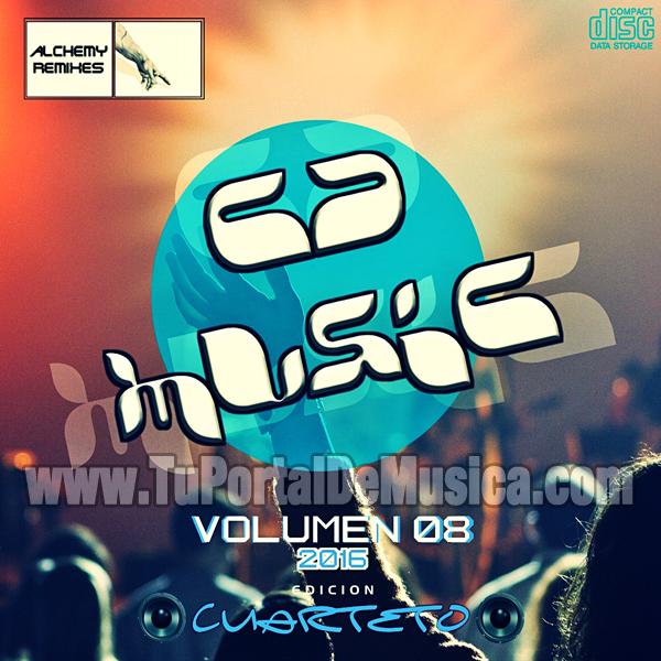 CD Music Ed. Cuarteto Vol. 8 (2016)