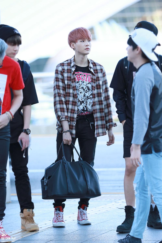Instiz Shocking height and weight of BTS members ...