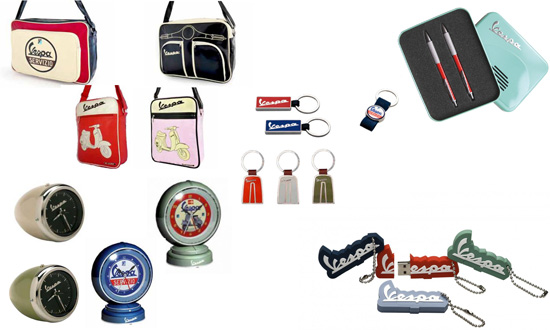 unique accessories for vespa lovers | vespa scooters