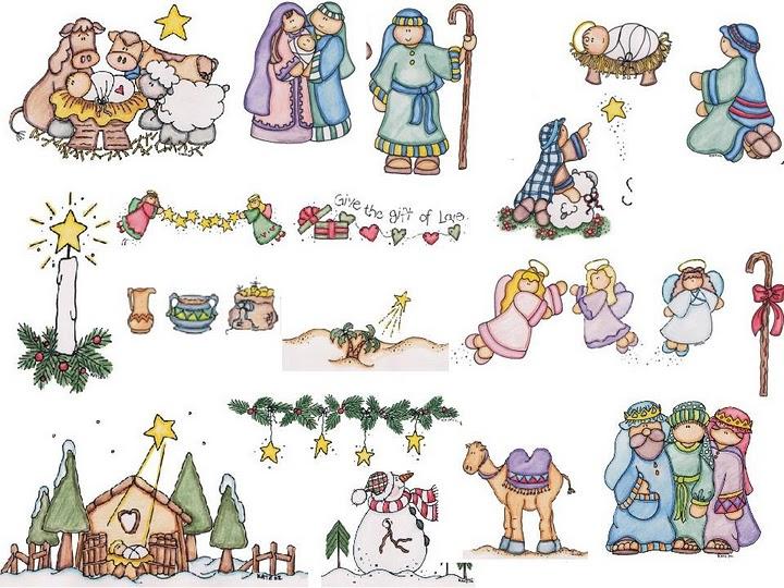 Navidad Para Imprimir A Color. . Dibujos Para Colorear Imprimir De ...