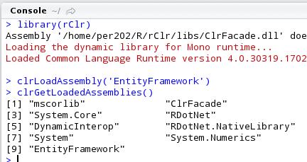 rClr 0.7-4 released