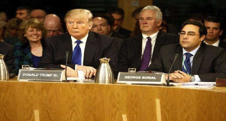 من هو المصري جورج سوريال الذي يعتبره دونالد ترامب الذراع الأيمن له