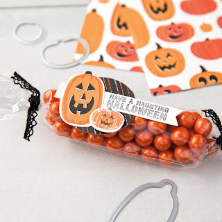 5 Halloween Treat Ideas ~ Stampin' Up! 2017 Holiday Catalog