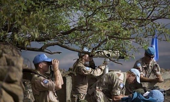 مجلس الأمن يدعو الجماعات المسلحة إلى مغادرة منطقة الفصل في الجولان