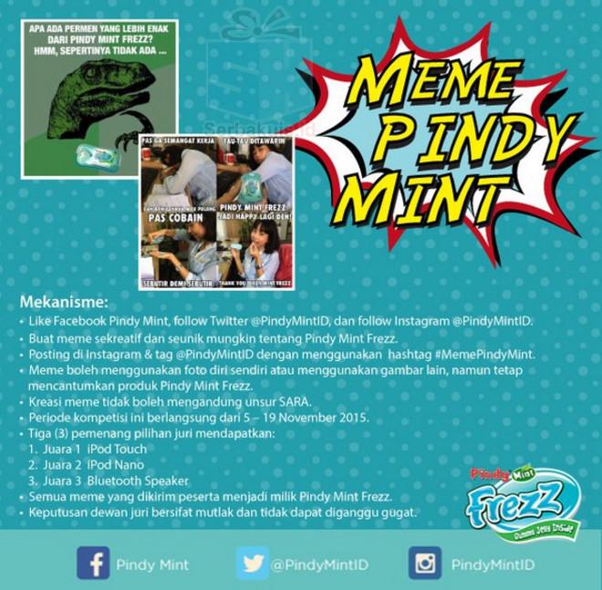 Meme Pindy Mint